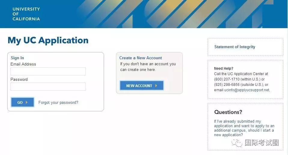 本月加州大学申请通道已经正式开启!全面解析申请要求!